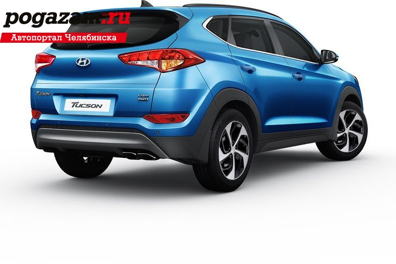 "Купить Hyundai Tucson Travel  года в автосалоне ""Истен Моторс"" автоцентр Hyundai"