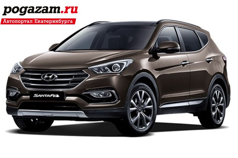 "Купить Hyundai Santa Fе High-Tech  года в автосалоне ""Истен Моторс"" автоцентр Hyundai"