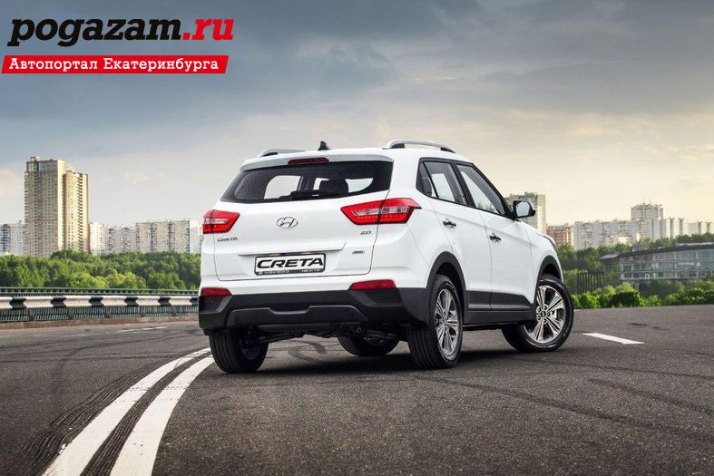 "Купить Hyundai Creta Travel 18MY  года в автосалоне ""Истен Моторс"" автоцентр Hyundai"