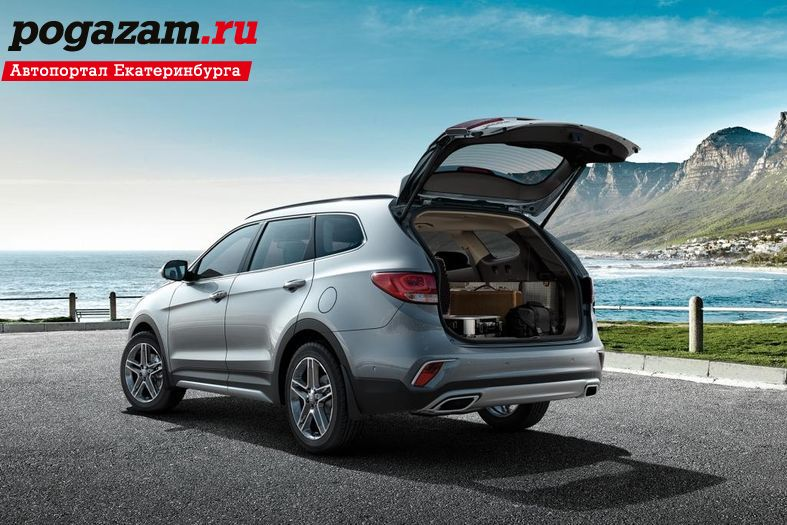"Купить Hyundai Grand Santa Fe Family  года в автосалоне ""Истен Моторс"" автоцентр Hyundai"