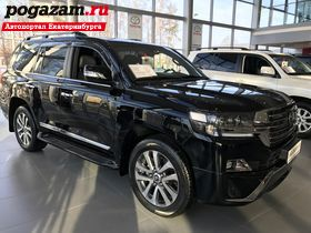 Купить Toyota Land Cruiser, 2018 года