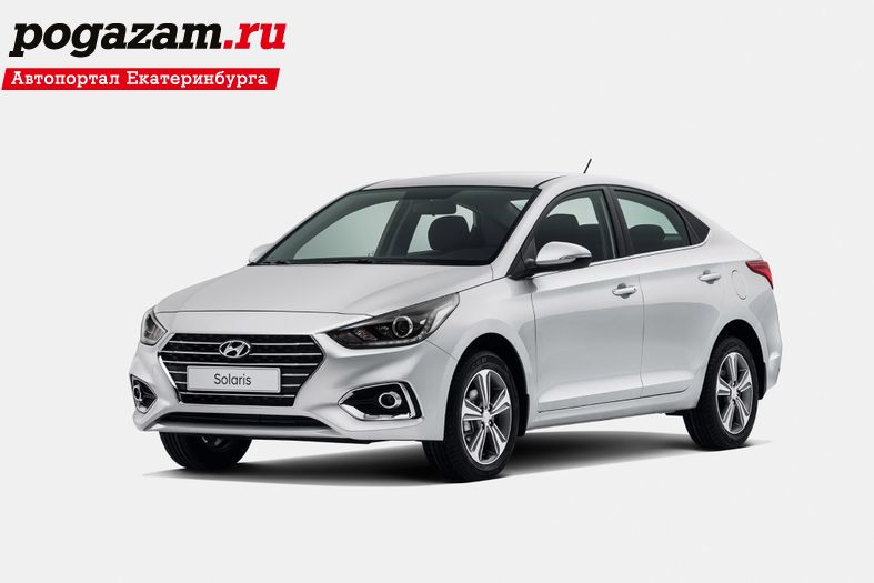 "Купить Hyundai Solaris Active  года в автосалоне ""Истен Моторс"" автоцентр Hyundai"