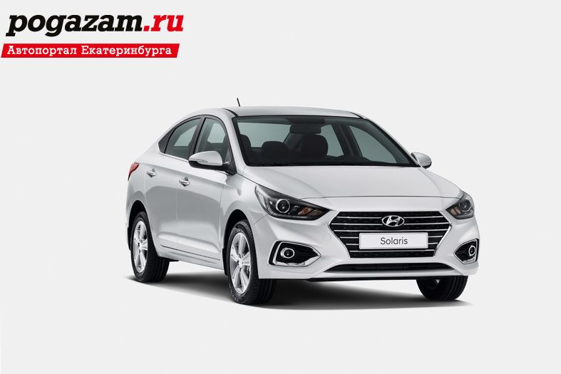 "Купить Hyundai Solaris Active+  года в автосалоне ""Истен Моторс"" автоцентр Hyundai"