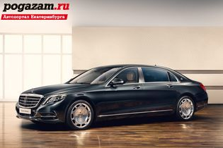 Купить Mercedes-Benz Maybach S-class, 2018 года