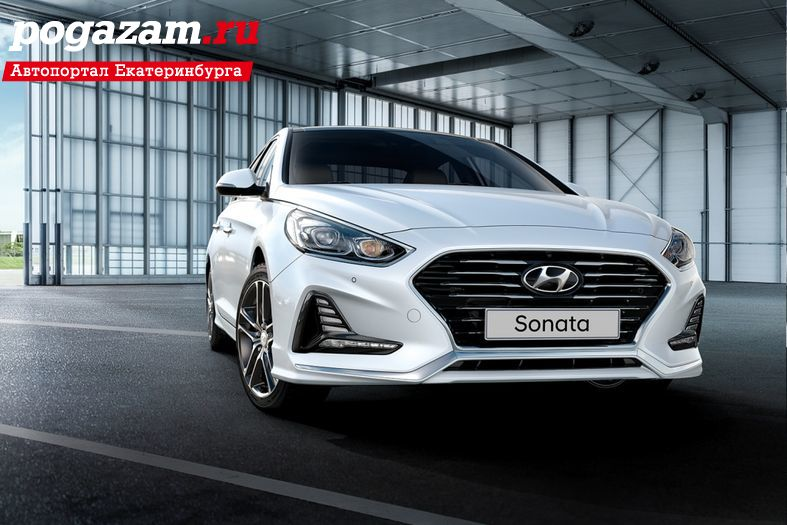 "Купить Hyundai Sonata Business  года в автосалоне ""Истен Моторс"" автоцентр Hyundai"